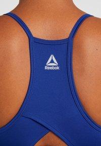Reebok - STRAPPY BACK BRA - Sports bra - cobalt - 5