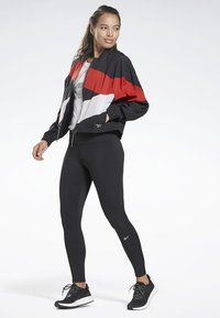 Reebok - RUNNING ESSENTIALS TIGHTS - Tights - black - 1