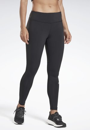RUNNING ESSENTIALS TIGHTS - Tights - black