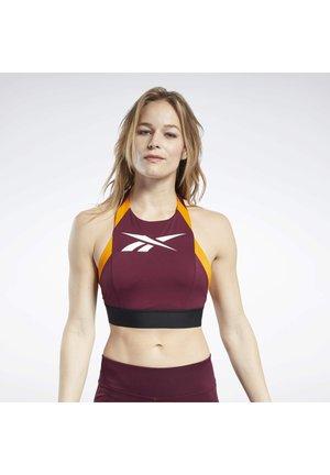 Urheiluliivit - burgundy