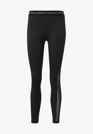 LES MILLS® HIGH-RISE TIGHTS - Trikoot - black