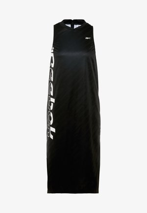 WOR DRESS - Sukienka sportowa - black