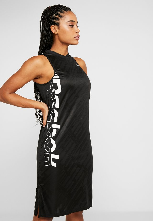 WOR DRESS - Sportskjole - black