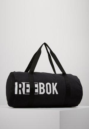 FOUND CYLINDER BAG - Bolsa de deporte - black