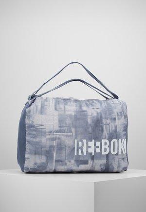 ELEM GRIP - Sports bag - washed indigo