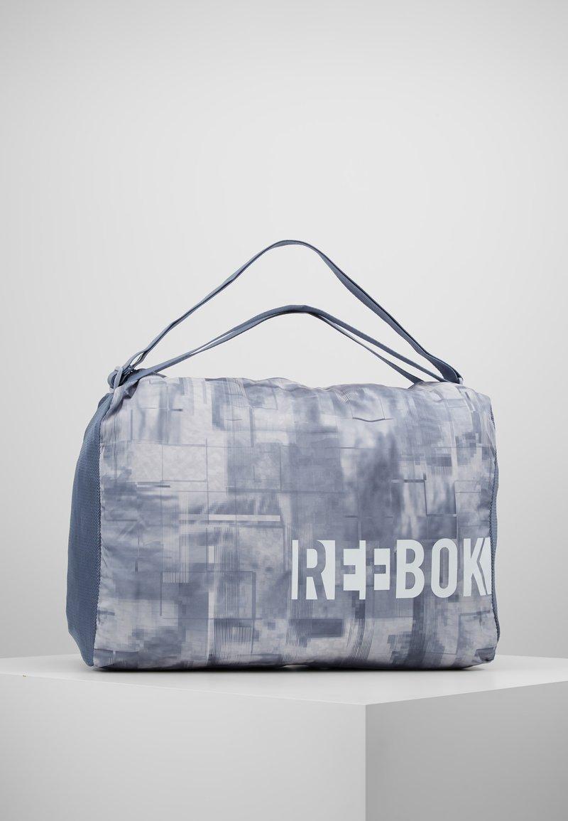 Reebok - ELEM GRIP - Sportovní taška - washed indigo