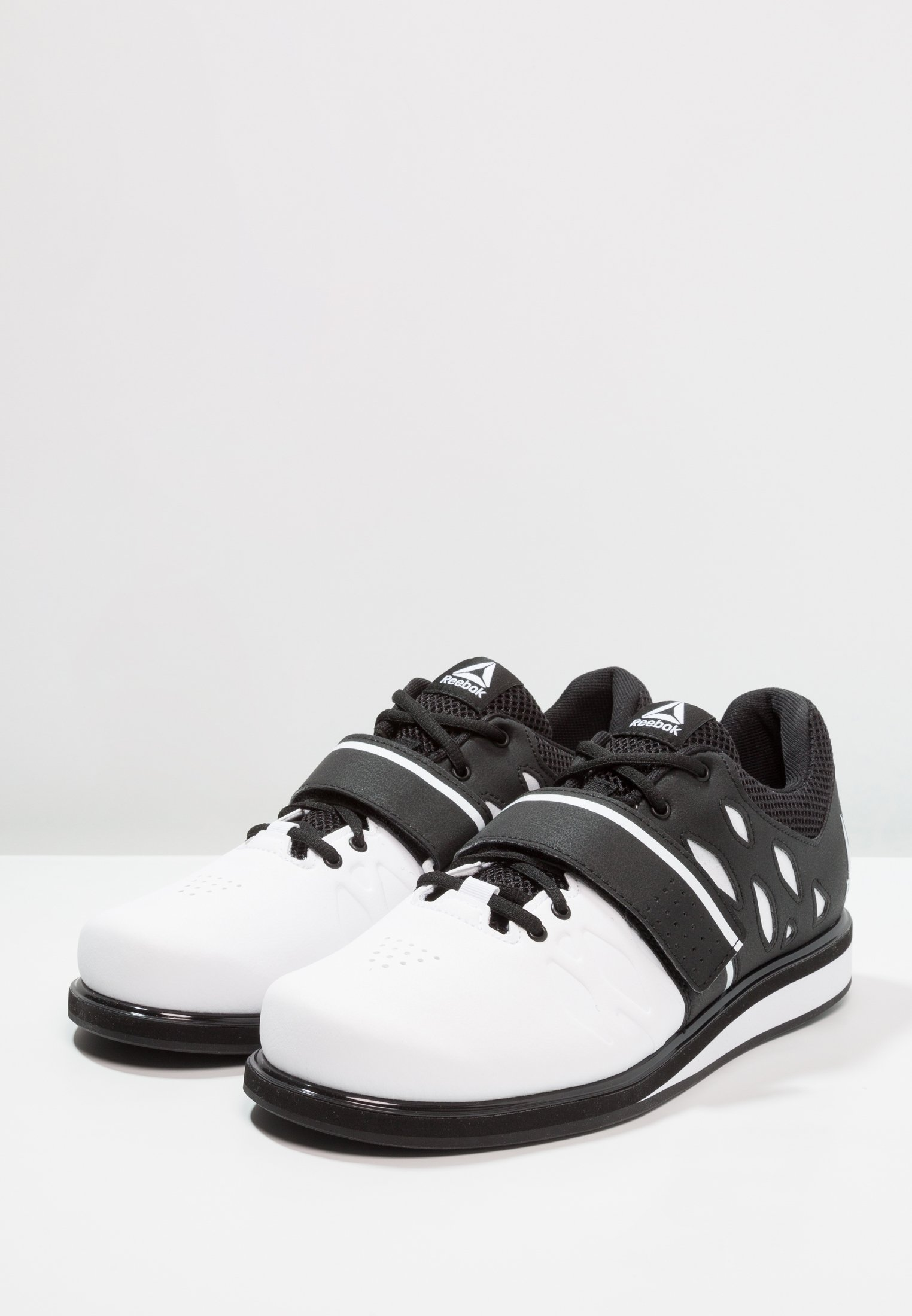 Reebok Lifter Pr Training Shoes - Treningssko White/black