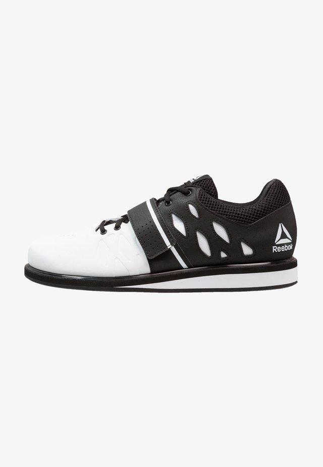 LIFTER PR TRAINING SHOES - Sportovní boty - white/black