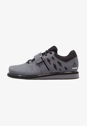 LIFTER PR TRAINING SHOES - Treningssko - ash grey/black/white