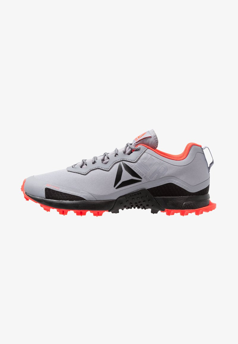 Reebok - ALL TERRAIN CRAZE - Laufschuh Trail - cool shadow/black/red