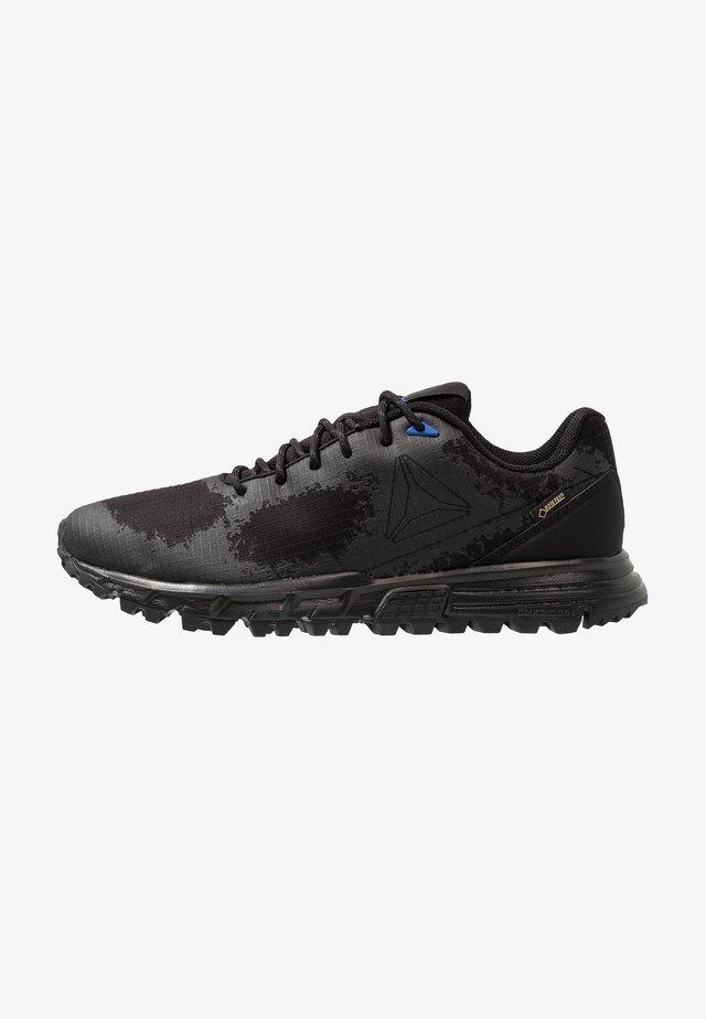 SAWCUT GTX 6.0 - Chaussures de running - black/grey/cobalt