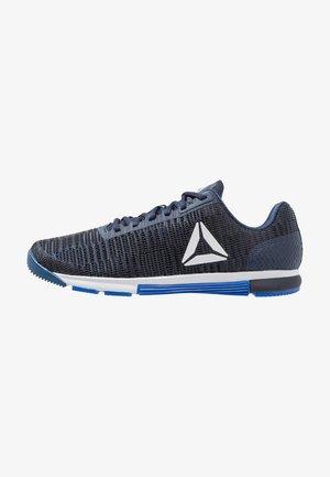 SPEED TR FLEXWEAVE LOW PROFILE SHOES - Sportovní boty - blue/navy/white