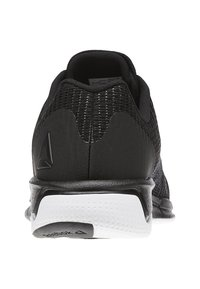 Reebok - FAST FLEXWEAVE - Neutral running shoes - black - 3