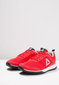Reebok - CXT TR - Sports shoes - red/black/grey/white - 2