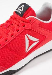 Reebok - CXT TR - Sports shoes - red/black/grey/white - 5