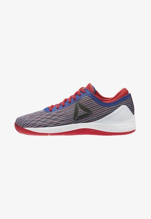 CROSSFIT NANO 8 FLEXWEAVE - Sports shoes - red