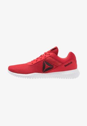 FLEXAGON ENERGY PERFORMANCE SHOES - Sports shoes - red/white/black