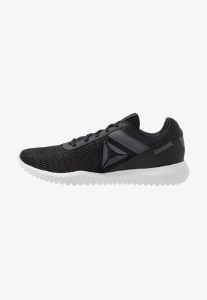 FLEXAGON ENERGY PERFORMANCE SHOES - Sports shoes - black/cold grey