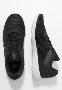 Reebok - FLEXAGON ENERGY PERFORMANCE SHOES - Sportschoenen - black/cold grey - 1
