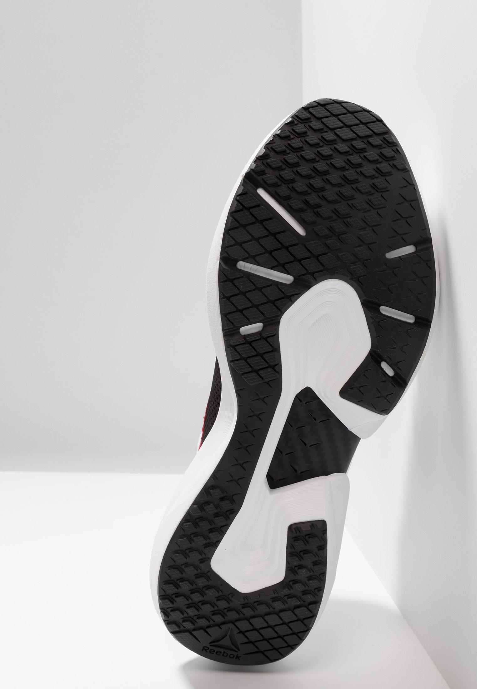 Reebok SOLE FURY SE - Chaussures de running neutres white/black/grey/red