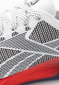 Reebok - NANO 9 - Sportovní boty - white/black/humble blue - 5