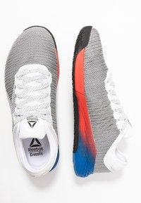 Reebok - NANO 9 - Sportovní boty - white/black/humble blue - 1