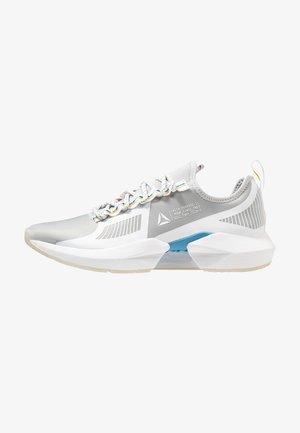 SOLE FURY TS - Chaussures d'entraînement et de fitness - grey/white/cyan