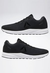 Reebok - REEBOK RUNNER 3.0 SHOES - Zapatillas de running neutras - black - 1