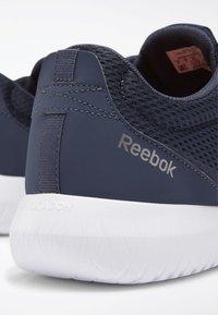 Reebok - REEBOK FLEXAGON FORCE SHOES - Sportschoenen - blue/yellow/white - 5