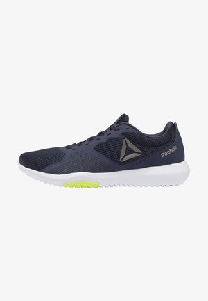 REEBOK FLEXAGON FORCE SHOES - Sports shoes - blue/yellow/white