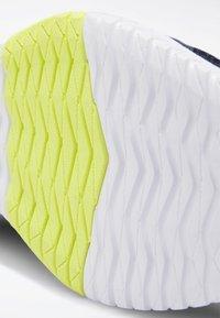Reebok - REEBOK FLEXAGON FORCE SHOES - Sportschoenen - blue/yellow/white - 7