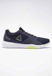 Reebok - REEBOK FLEXAGON FORCE SHOES - Scarpe da fitness - blue/yellow/white - 2