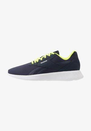 LITE 2.0 - Chaussures d'entraînement et de fitness - hero navy/white/solar yellow
