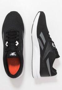 Reebok - RUNNER 4.0 - Zapatillas de running neutras - black/grey/white - 1