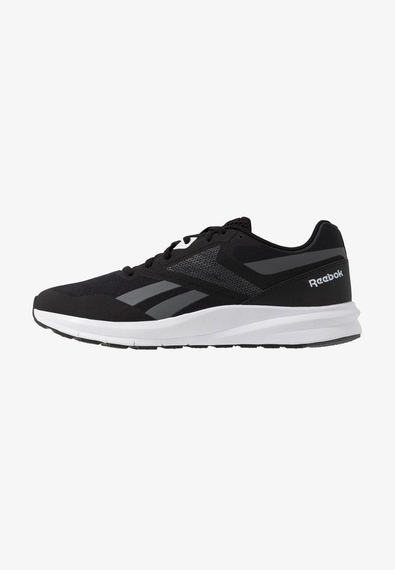 Reebok - RUNNER 4.0 - Zapatillas de running neutras - black/grey/white