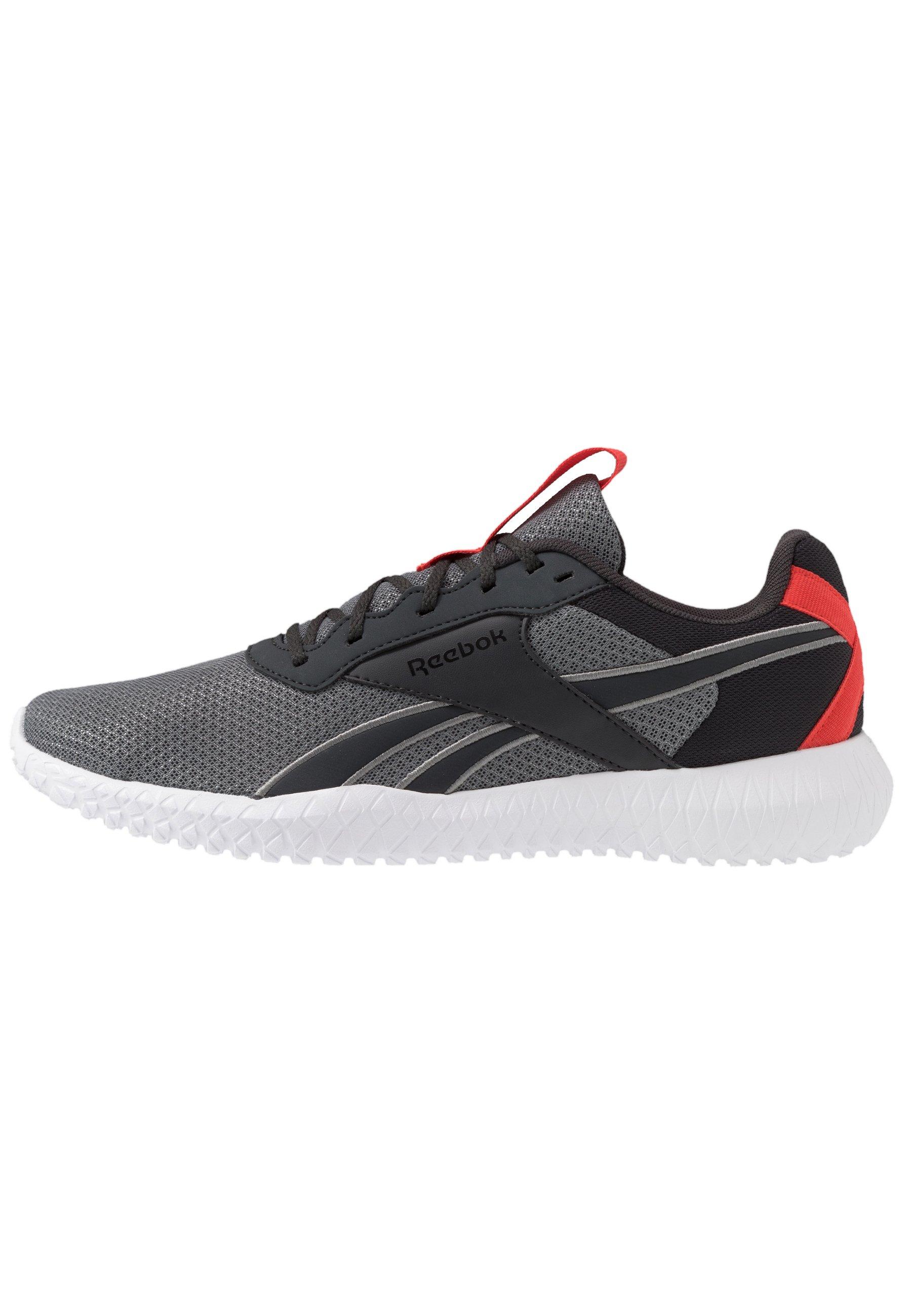 FLEXAGON ENERGY TR 2.0 Chaussures d'entraînement et de fitness cold greyradiant red