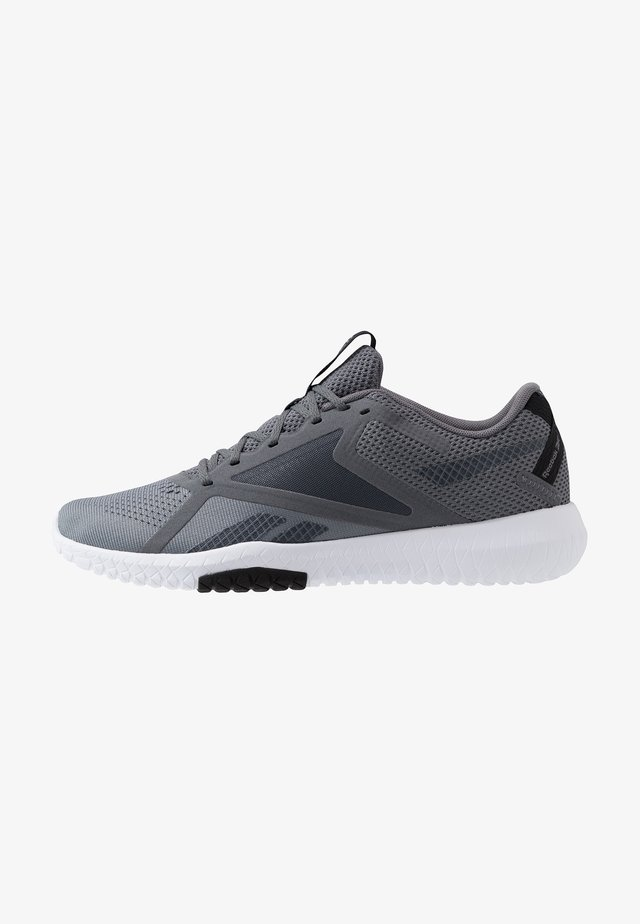 FLEXAGON FORCE 2.0 - Zapatillas de entrenamiento - grey/true grey/black