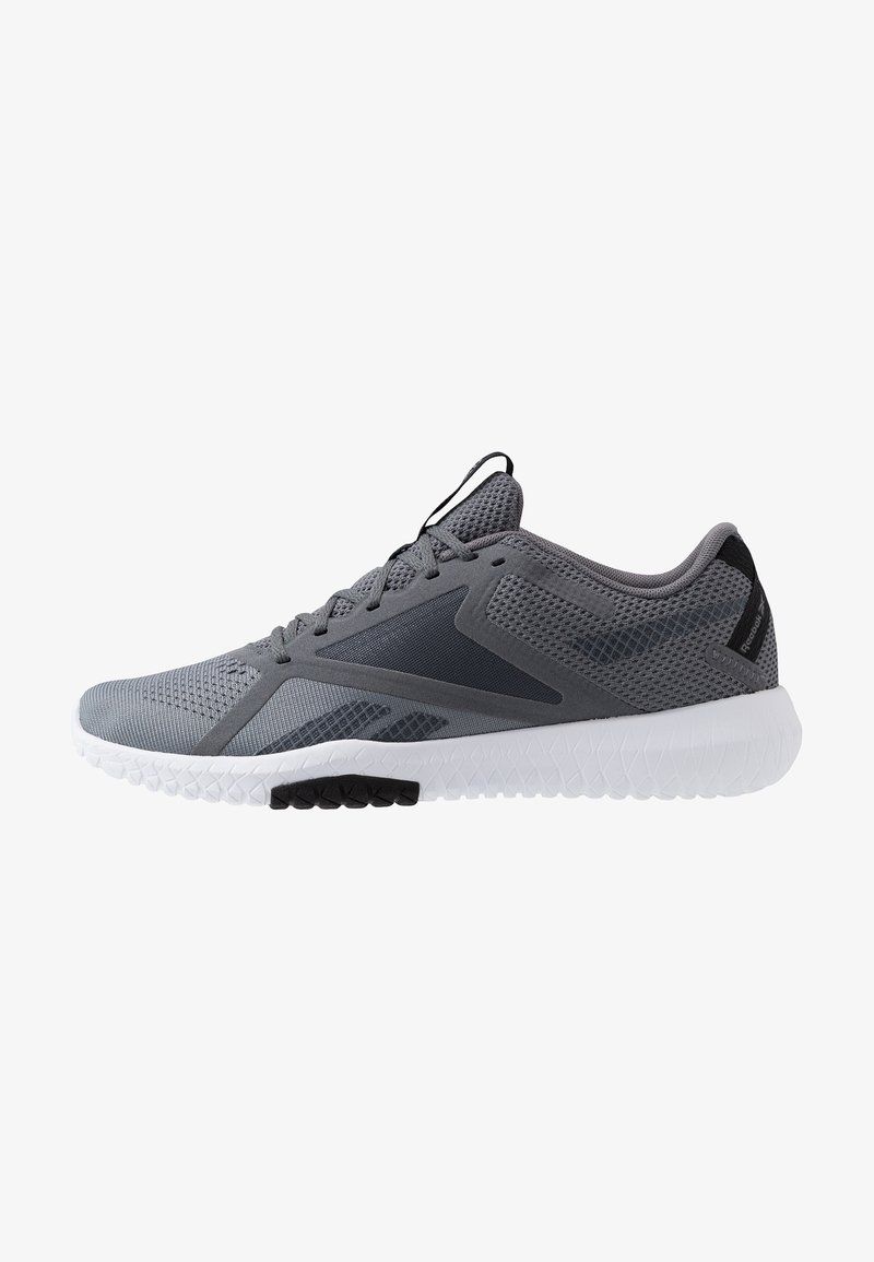 Reebok - FLEXAGON FORCE 2.0 - Obuwie treningowe - grey/true grey/black
