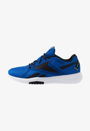 FLEXAGON FORCE 2.0 - Chaussures d'entraînement et de fitness - humble blue/black/hero yellow