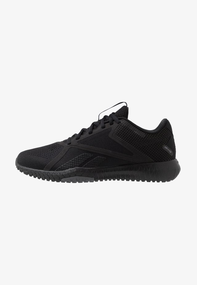 FLEXAGON FORCE 2.0 - Trainings-/Fitnessschuh - black/true grey/cold grey