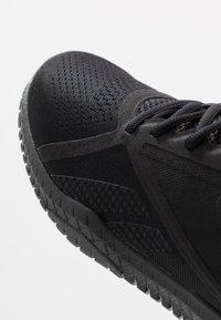 Reebok - FLEXAGON FORCE 2.0 - Scarpe da fitness - black/true grey/cold grey - 5