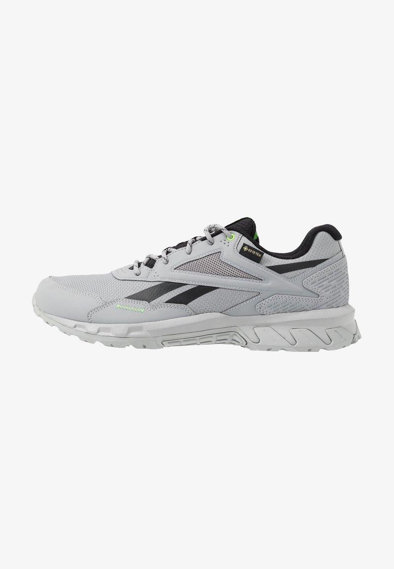 Reebok - RIDGERIDER 5 GTX - Běžecké boty do terénu - grey/black