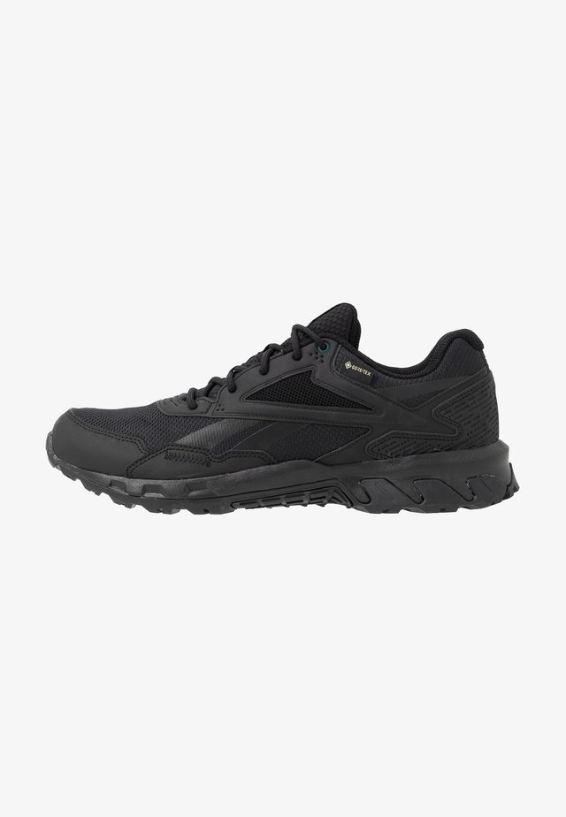 RIDGERIDER 5 GTX - Zapatillas de trail running - black/heather teal