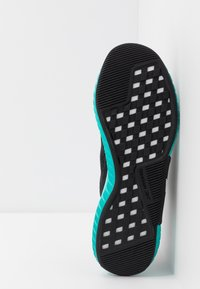Reebok - FLASHFILM TRAIN - Zapatillas de entrenamiento - black/white/sea teal - 4