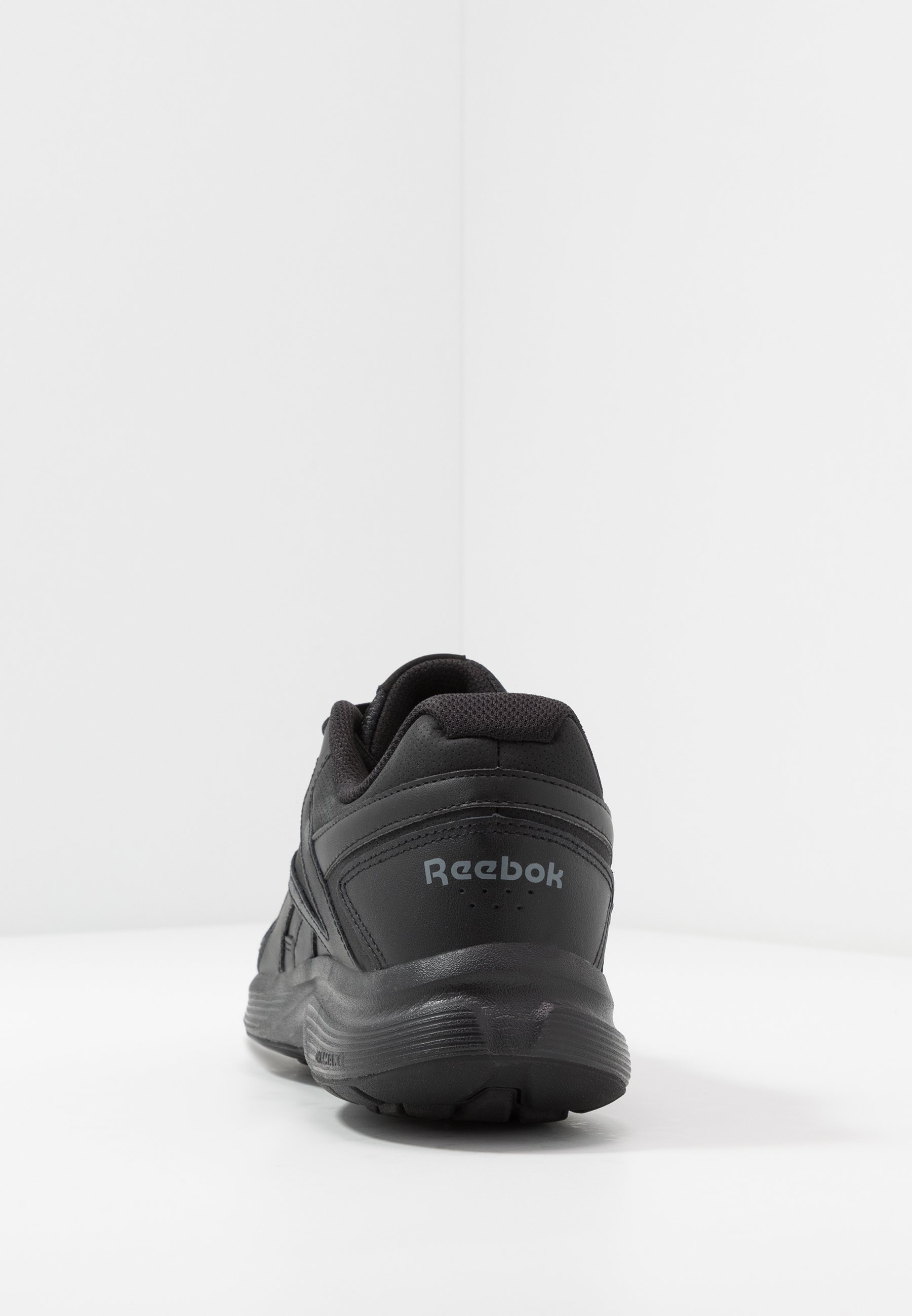 Reebok WALK ULTRA 7 DMX MAX - Obuwie do biegania Turystyka - black/cold grey/collegiate royal