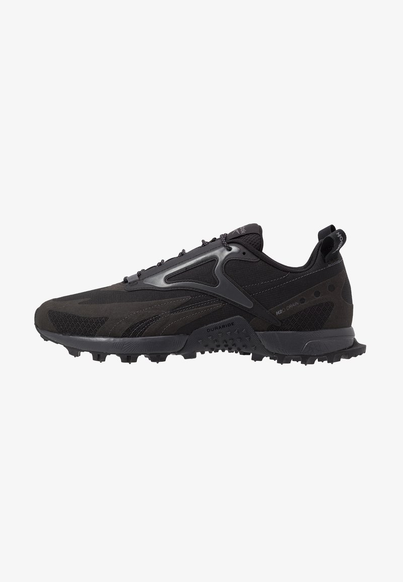 Reebok - CRAZE 2.0 - Trail running shoes - black/cold grey