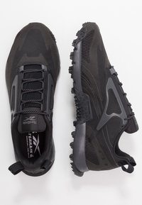 Reebok - CRAZE 2.0 - Trail running shoes - black/cold grey - 1