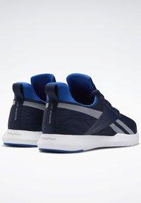 Reebok - REEBOK REAGO PULSE 2.0 SHOES - Chaussures d'entraînement et de fitness - blue - 3