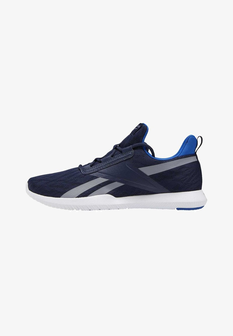 Reebok - REEBOK REAGO PULSE 2.0 SHOES - Sportschoenen - blue