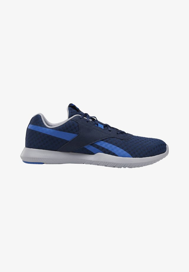 REEBOK REAGO ESSENTIALS 2.0 SHOES - Obuwie treningowe - blue